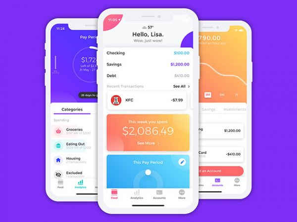 HIT1MILLION-Emma Personal Finance & Budgeting App: Lifetime Subscription for $38