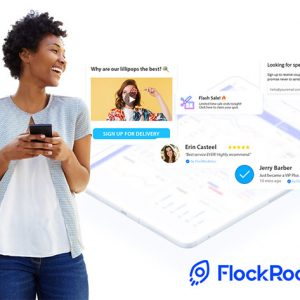 HIT1MILLION-FlockRocket Result Booster Essential Plan: Lifetime Subscription for $59