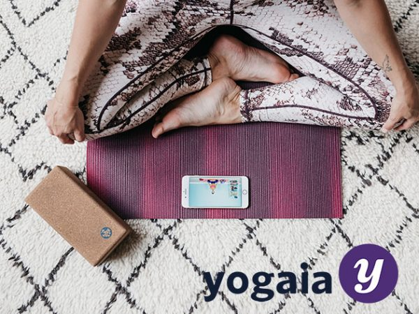 HIT1MILLION-Yogaia Interactive Yoga Classes: Lifetime Subscription for $299