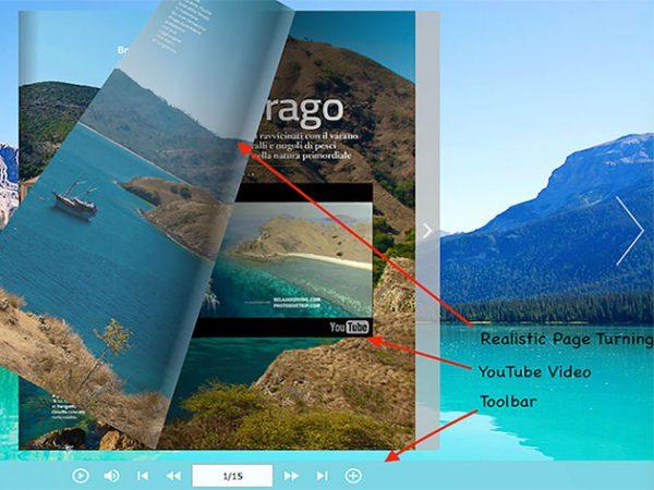 HIT1MILLION-1stFlip Flip Book Creator Pro for Windows: Lifetime License for $29
