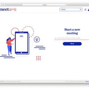 HIT1MILLION-Meetquo Remote Meeting Platform: Lifetime Subscription for $49