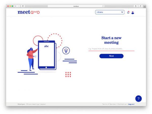 HIT1MILLION-Meetquo Remote Meeting Platform: Lifetime Subscription for $39