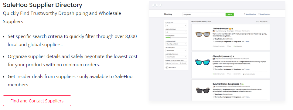 Only Lifetime Deals Lifetime Deal to SaleHoo Directory content 3