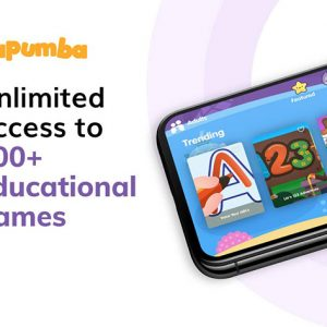 HIT1MILLION-Papumba Fun Learning App for Kids: Lifetime Subscription for $49