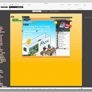 HIT1MILLION-Flux 7 Web Design Tool: Lifetime Subscription for $49