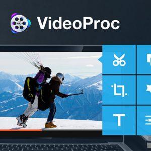 HIT1MILLION-VideoProc: Lifetime Family License for $29