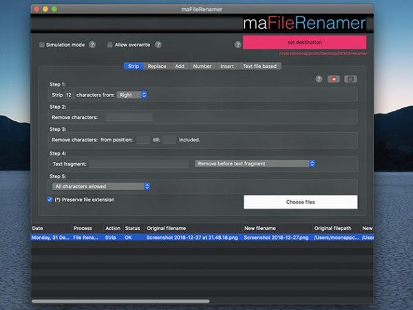 HIT1MILLION-maFileRenamer App: Lifetime Subcsription for $5