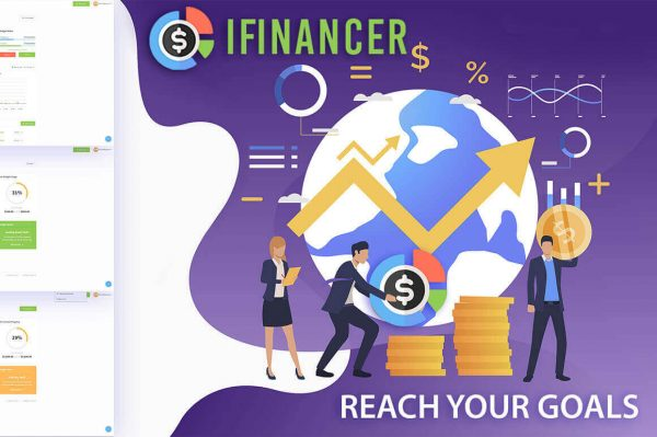 HIT1MILLION-IFinancer Income & Expense Tracker – only $19!
