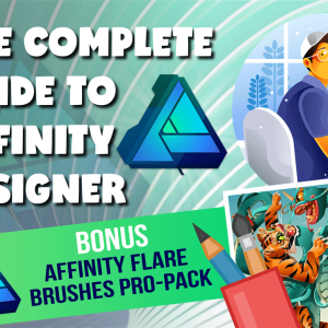 HIT1MILLION-The Complete Guide to Affinity Designer – only $15!